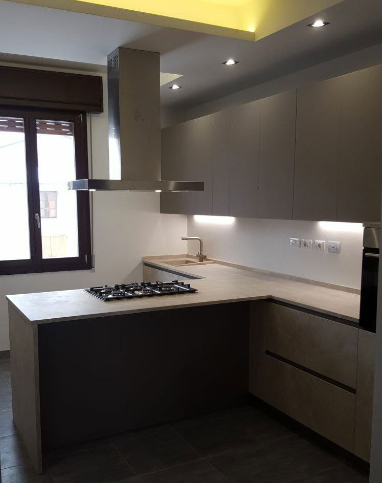 Cucina progetto - Bellosi Arredamenti